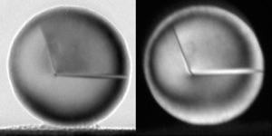 Silicon Nanospheres
